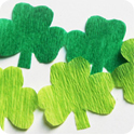 shamrock streamers