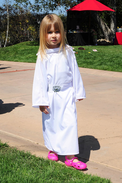 Tori Spelling's Star Wars birthday party for Liam
