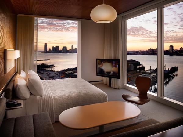 Celebrity-favorite hotels in the Big Apple