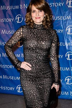 Tina Fey visits Inside the Actors' Studio