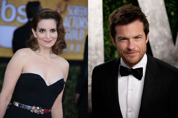 Tina Fey and Jason Bateman