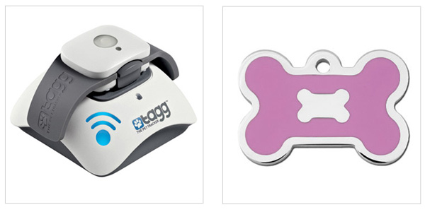 Our picks: Go even one step further with the Tagg — The Pet Tracker, which acts as a GPS for your dog! (pettracker.com, $100) and Quick-Tag Pet ID Tag (petco.com, $16)
