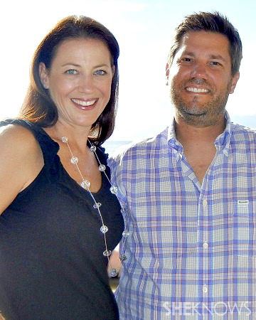 Tonya Wertman and her husband