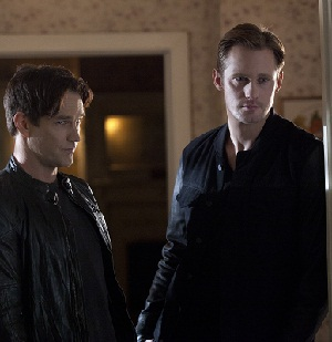 True Blood: Bill and Eric