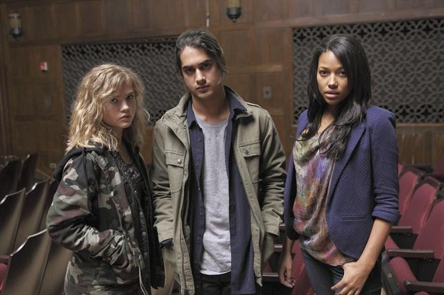 ABC Family's new show, Twisted