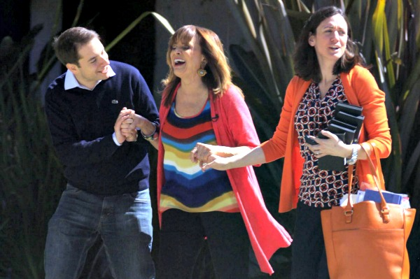 Valerie Harper visits TODAY and The Doctors