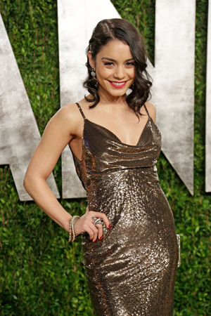 Vanessa Hudgens at Oscar Party