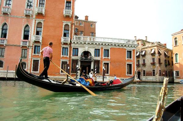 The enchanting world of Venice