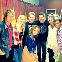 Video Team and Rascal Flatts