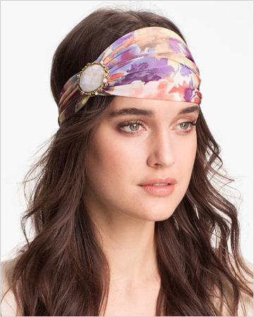 Opulescent Dream Head Wrap