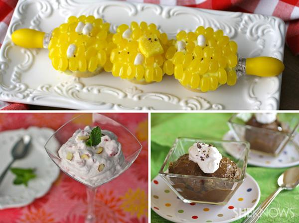 April Fools Day desserts
