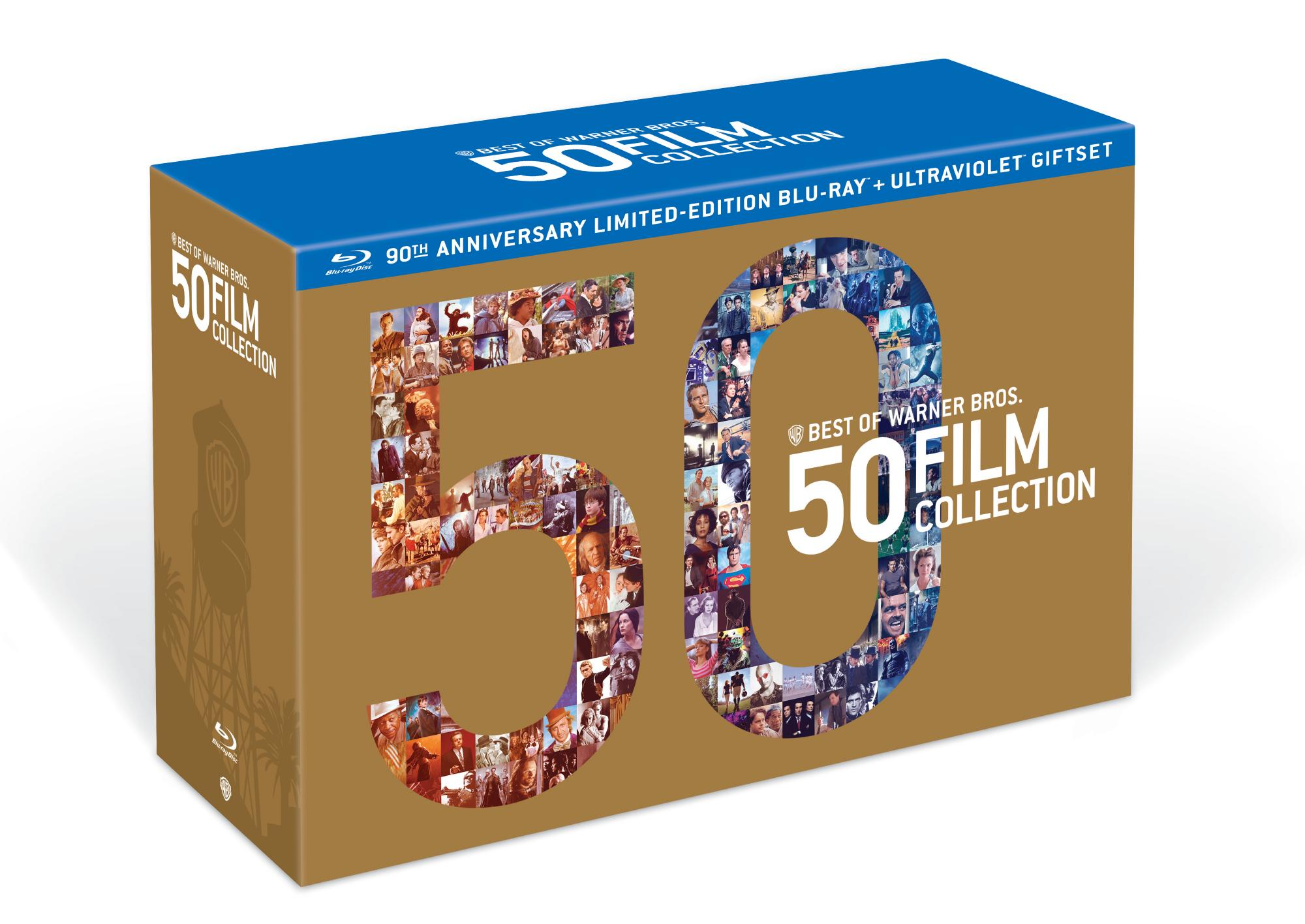 Warner Bros 90th Anniversary Collection