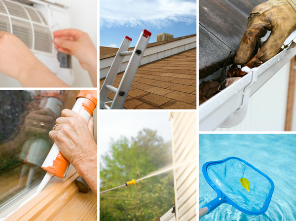 6 Summer home maintenance items you shouldn't miss
