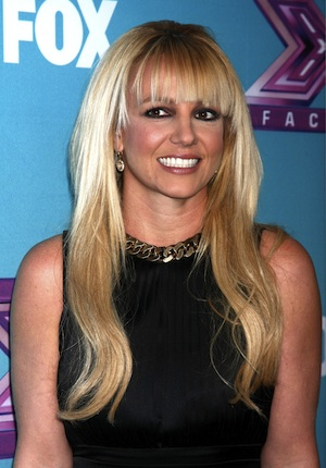 Britney's new single will be Smurftastic!