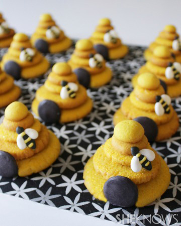 Beehive lemon sugar cookies