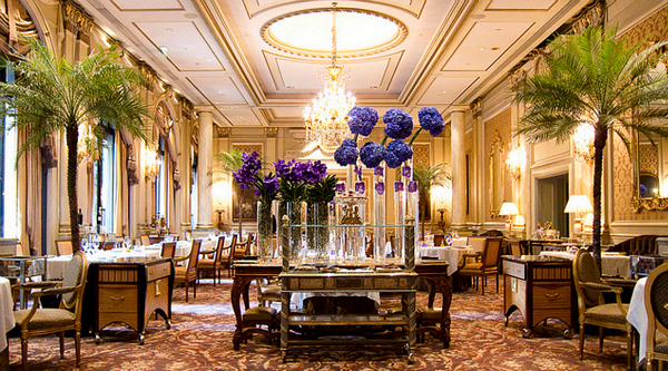 Four Seasons George V, Paris, France