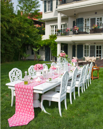 How to... spruce up your yard for your big day