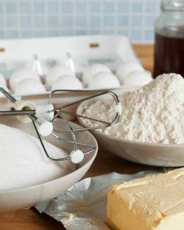 How to stock your baking cabinet