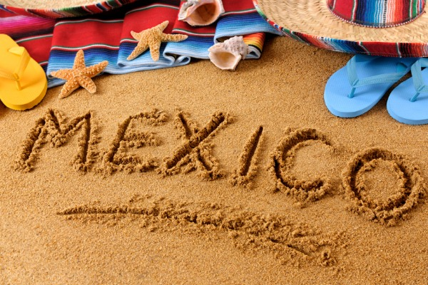 Top 4 places to visit in Mexico