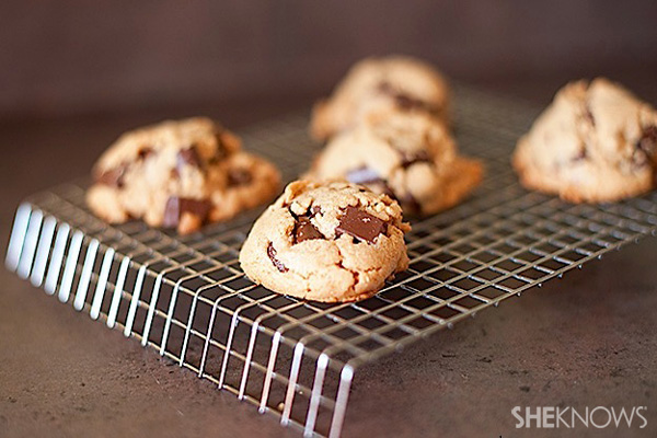Homemade cookies in no time
