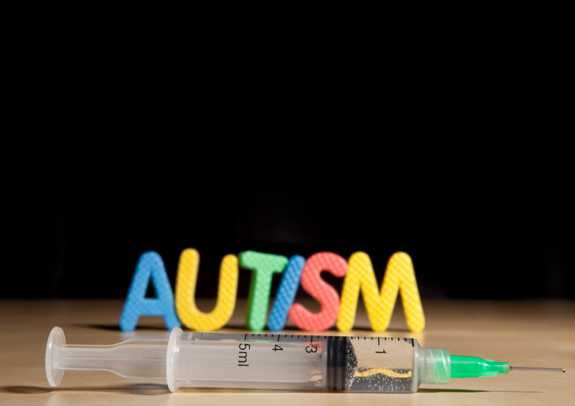 CDC says scheduled vaccinations don't carry autism risk