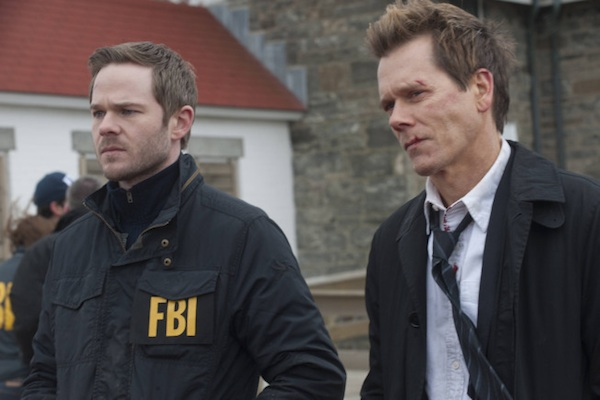 Weston and Hardy in The Following