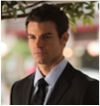 Elijah in The Vampire Diaries