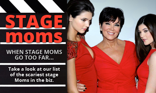 Hollywood stage moms