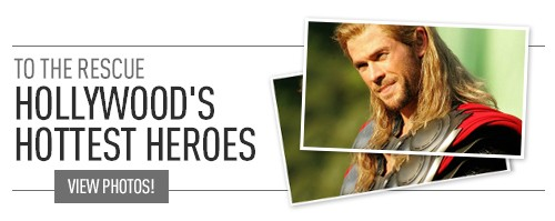 Rescue us, Chris Hemsworth!
