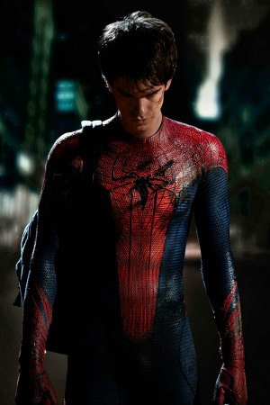 The Amazing Spider-Man's Andrew Garfield