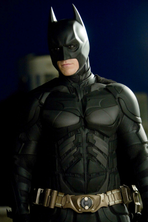 The Dark Knight Rises III's Christian Bale