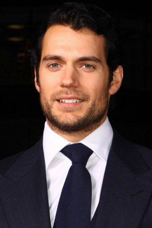 Man of Steel's Henry Cavill