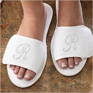 Mother's Day gift - Personalized slippers | Sheknows.com