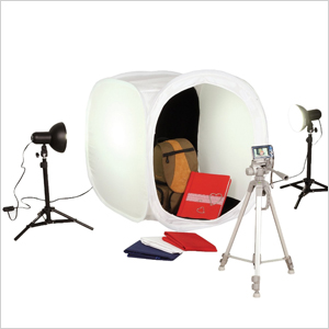 Mother's Day gift - Portable photo studio