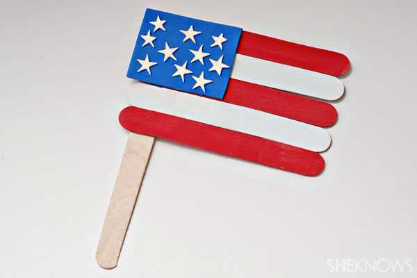 4 american flag crafts for memorial day
