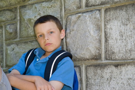 When your child is the school troublemaker