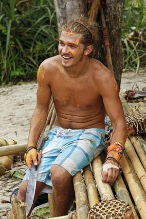 Survivor's Malcolm Freberg
