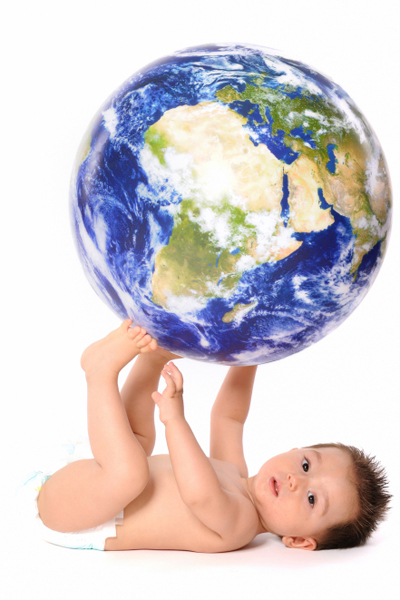 Earth Day 2013: Green up your baby gear