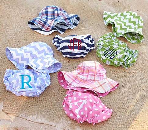Pottery Barn Kids diaper cover