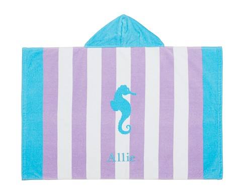 Pottery Barn Kids baby beach wrap
