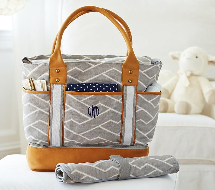 Pottery Barn Kids diaper bag