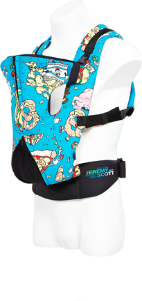 Cybex by Jeremy Scott baby carrier