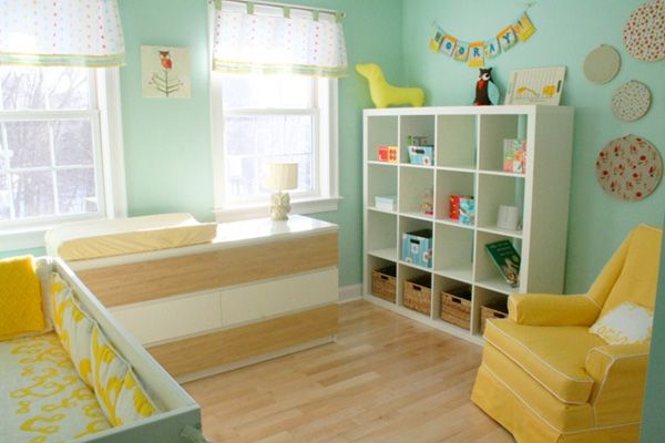 Take nursery pics you'll treasure
