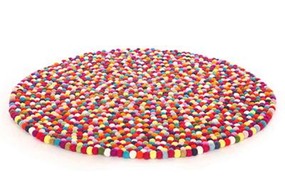 Candy dot rug 2