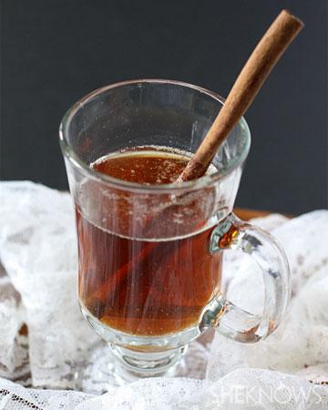 Hot mulled cider recipe