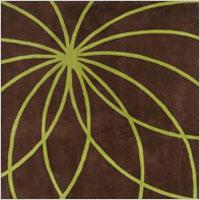 Geometic design rug