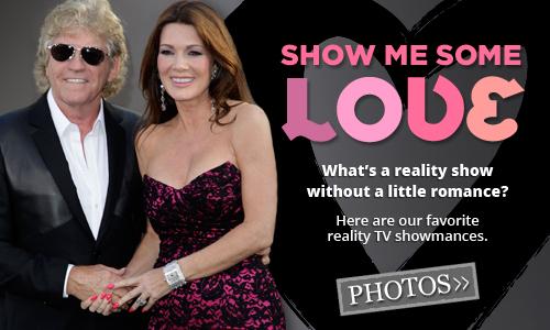 Reality TV showmances banner
