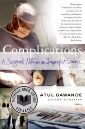 Books for fans of the TV show Grey's Anatomy