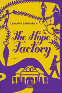 A debut novel set in South Asia