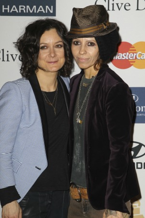 Linda Perry planned a romantic proposal